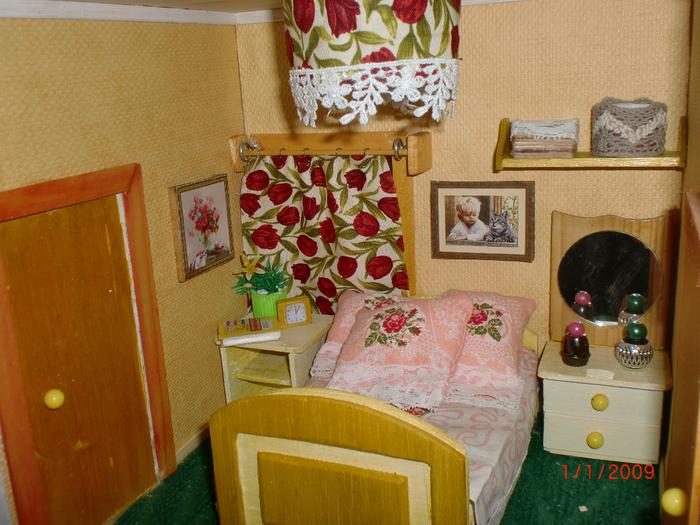 Спальня. Картины (700x525, 470Kb)