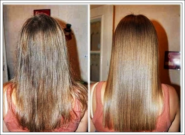 Сухое масло для кончиков волос