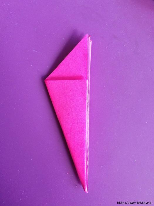 Цветы из мешковины - Эхинацея Пурпурная. Мастер-класс (9) (525x700, 240Kb)