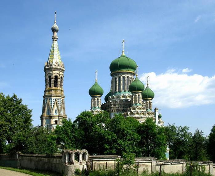 Православные храмы Украины (фотографии)