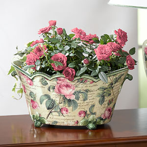 декупаж горшок цветы 1 (300x300, 88Kb)
