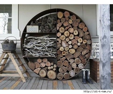 как можно украсить дачу, идеи для дачи, поделки для дачи, интерьеры дачные, Хьюго Пьюго рукоделие, http://idi-k-nam.ru/,  Иди к нам.ру,
