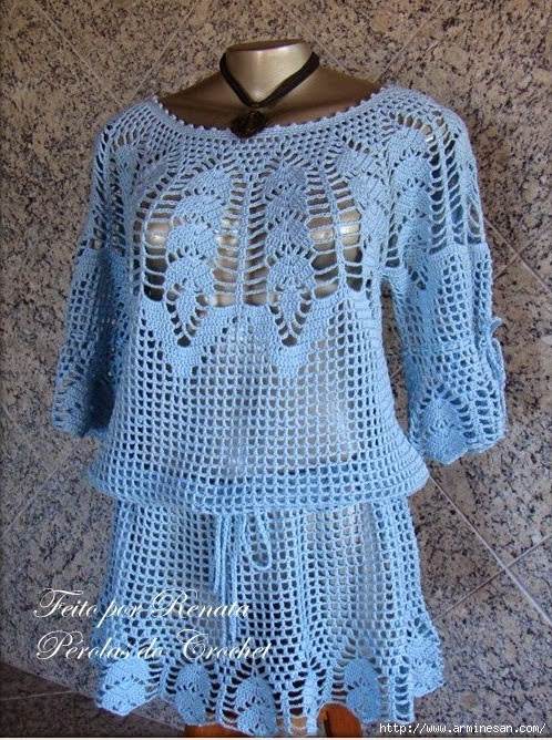 blusa de croche com grГЎfico (5) (498x668, 376Kb)