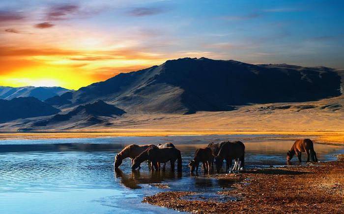 Красивые фото: Самые экзотические страны мира