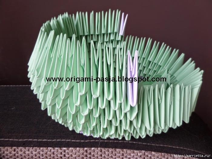 Модульное оригами. Коляски (20) (700x525, 255Kb)