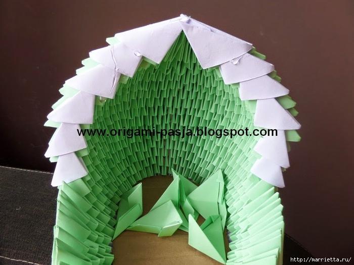 Модульное оригами. Коляски (25) (700x525, 240Kb)