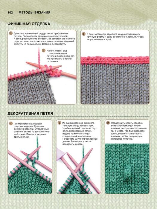 Вязание самый полезный и полный самоучитель