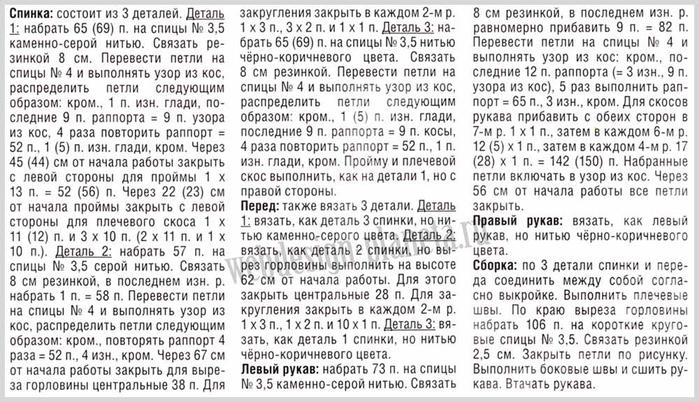 muzhskoj-dzhemper-spitsami-s-kosami-opisanie (700x402, 267Kb)