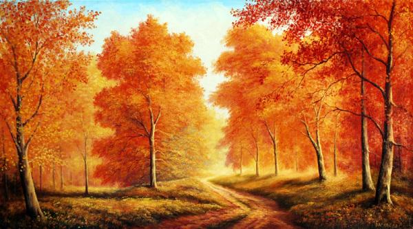 осень картины 6 (600x333, 324Kb)