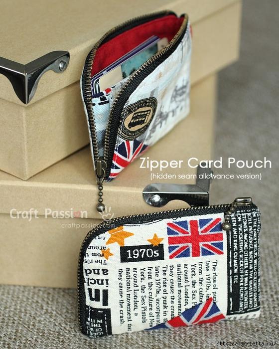 Шьем сами кошелек для визиток. Мастер-класс (24) (560x700, 343Kb)