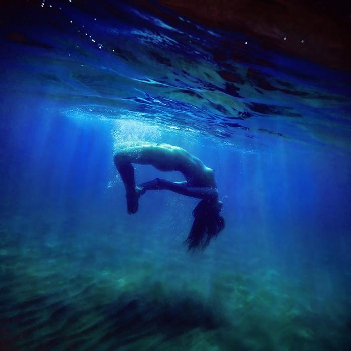 онлайн эротика под водой: