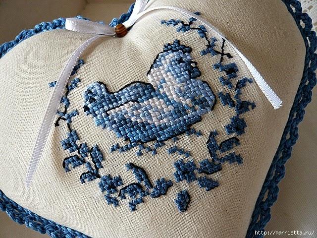 Пасхальные сердечки с вышивкой (4) (640x480, 359Kb)