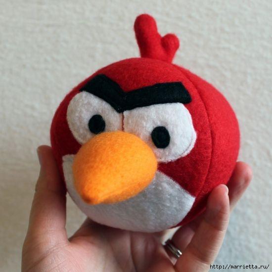 Злую птицу из популярной игры Angry Birds сшить не хотите (2) (550x550, 114Kb)