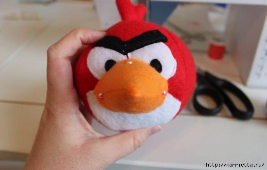 Злую птицу из популярной игры Angry Birds сшить не хотите (9) (550x351, 67Kb)