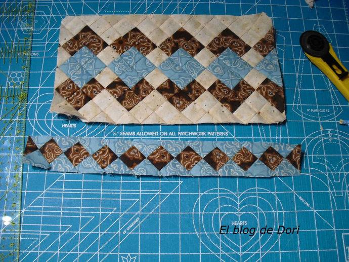 Доска для лоскутного шитья