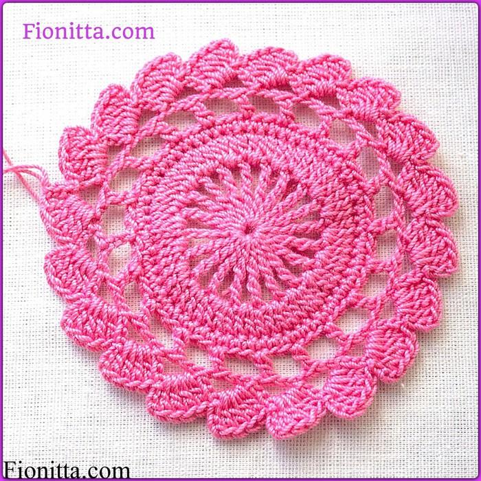 柔和的粉红色披肩 - maomao - 我随心动