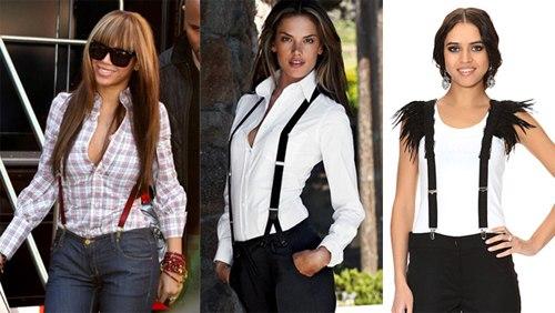 Подтяжки – модно и стильно!
