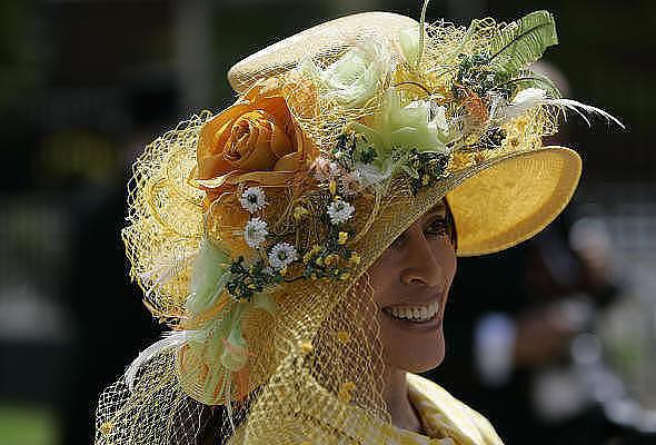 Украшения шляпок