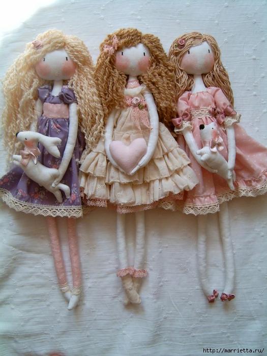 Куколки Тряпиенсы. Выкройка (4) (525x700, 276Kb)