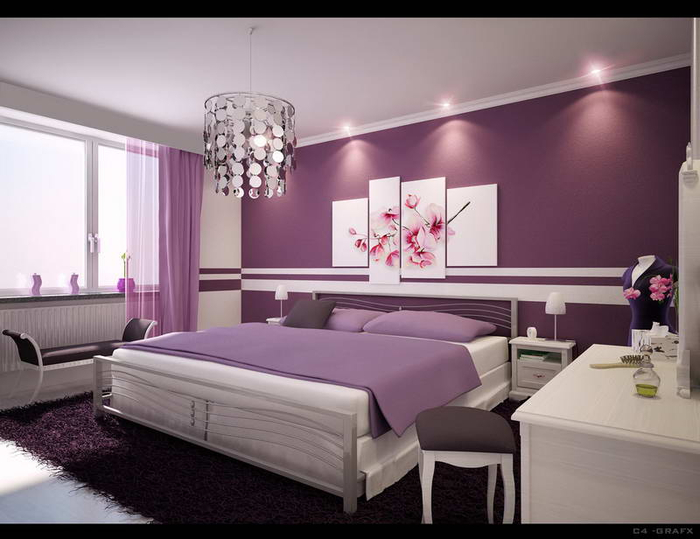 Teenage-Girl-Bedrooms-teenage-girls-bedroom-painting-idea-hanging-lamp (700x539, 241Kb)