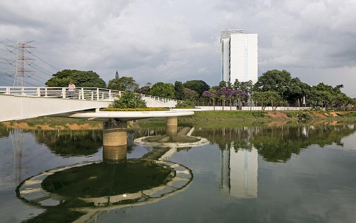 пешеходный мост в сан-паулу фото 3 (700x438, 256Kb)