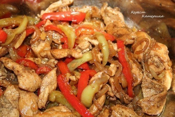 Курица жареная с овощами (604x403, 72Kb)