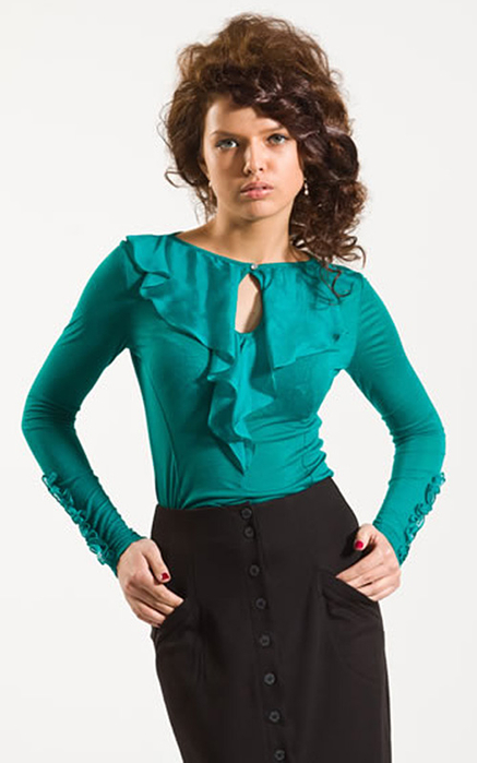 Блузка Из Трикотажа Своими Руками В Омске