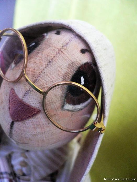 Живые глазки кукле. Как нарисовать и как сделать из муки (19) (524x700, 233Kb)