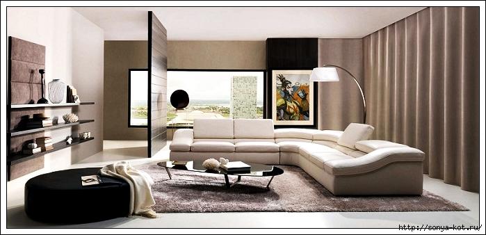Дизайн интерьера квартир (699x338, 184Kb)