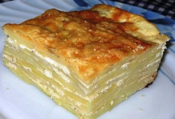 Картофельная запеканка (604x413, 48Kb)