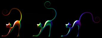 кошки (344x128, 22Kb)