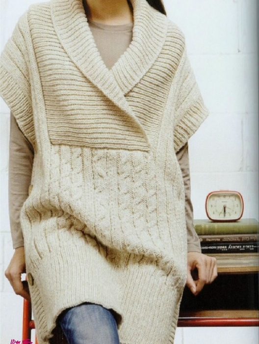 knitted sweater10 (528x700, 259Kb)
