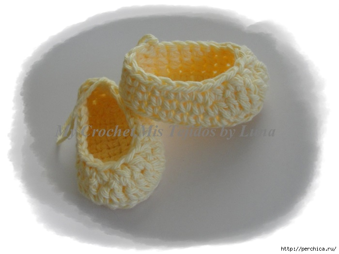 The perfect Baby booties Pattern by Luna-4-14-2013 008 (700x525, 119Kb)