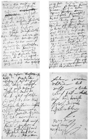 Это письмо было найдено в ящике письменного стола... 1 (300x470, 41Kb)