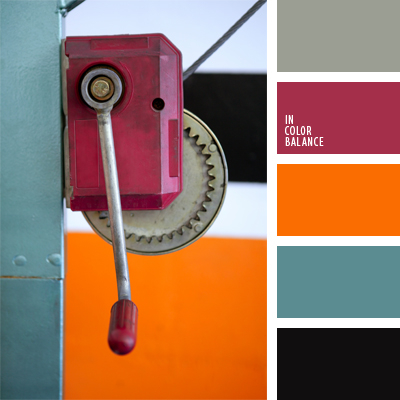 Цветовая палитра для дизайнера