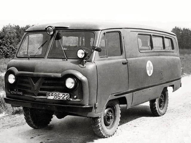 УАЗ-450 фото 1 (640x480, 165Kb)
