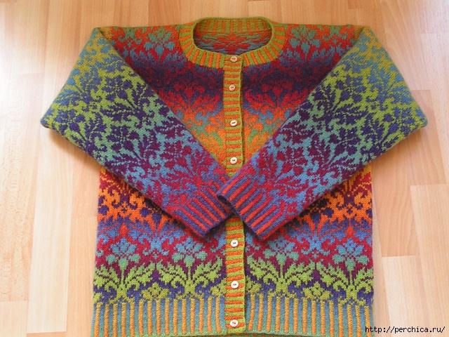 Вязание из кауни схемы