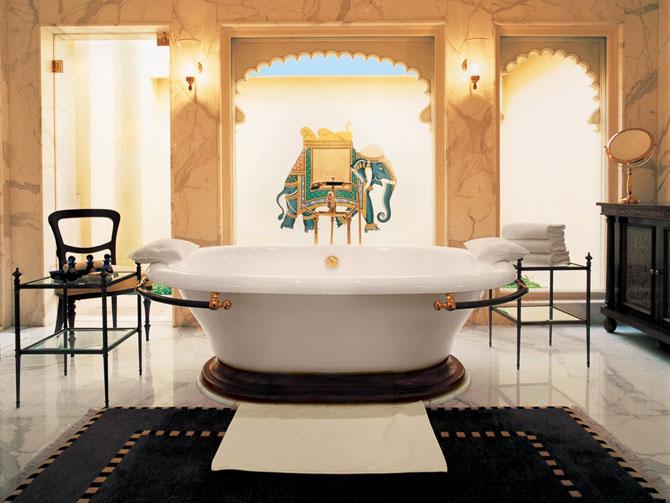 отель Oberoi Udaivilas индия 12 (670x503, 218Kb)