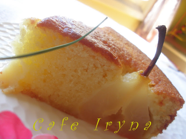 EV042  Pear Cake slice 1 (640x480, 63Kb)