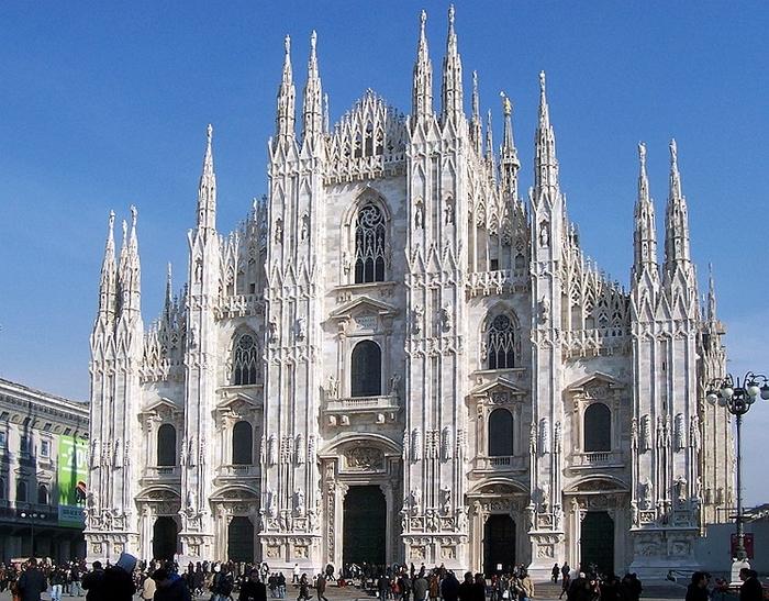 2. Миланский собор...1 (700x547, 471Kb)