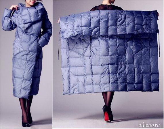 Женские куртки зимние своими руками