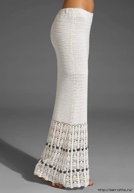 длинная вязаная юбка (1) (468x671, 78Kb)