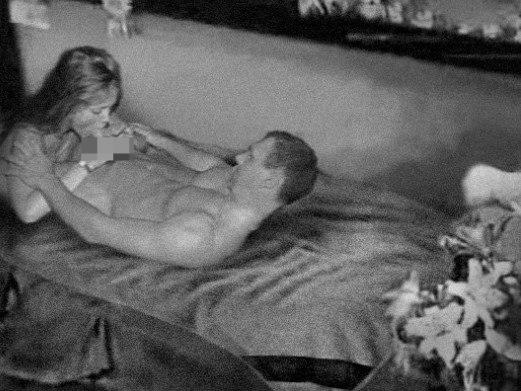 Секс бони и степы
