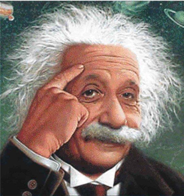 Понятное объяснение Энштейном