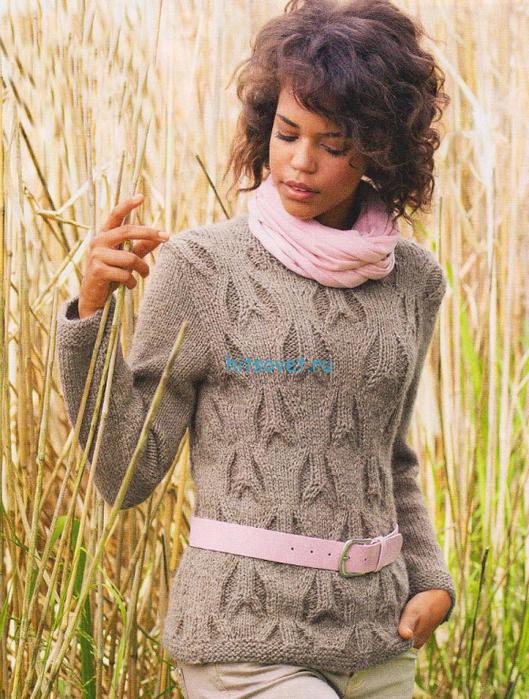свитер (529x700, 531Kb)