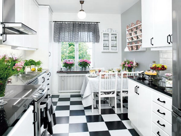 black-white-checkerboard-floors-tiles-in-kitchen2-2 (600x450, 176Kb)
