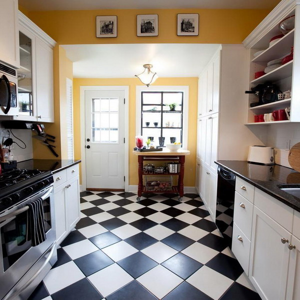 black-white-checkerboard-floors-tiles-in-kitchen7-4 (600x600, 284Kb)