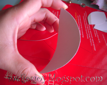 Мышки из картона. Самый легкий способ создания игрушки-подвески (2) (360x288, 164Kb)