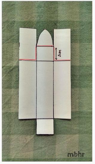 Ремешок для наручных часов из старых джинсов. Мастер-класс (7) (318x549, 178Kb)