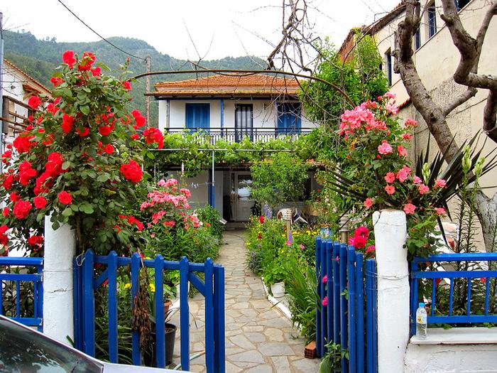 Недорого дом в деревне в остров Тасос